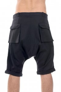 Warrior shorts, baggy shorts made of cotton - Sisters Code by SBC