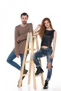 Models photo shooting - Sisters Code by SBC